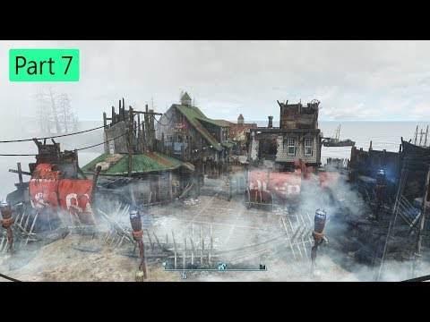 Helping Far Harbor Citizens | Part 7 - LET'S PLAY Fallout 4: Far Harbor (異塵餘生4: 港灣驚魂)