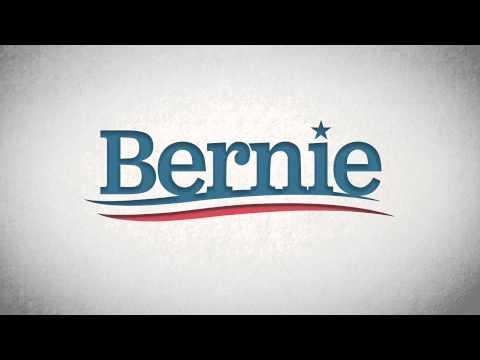 Bernie Sanders Logo Animation #2