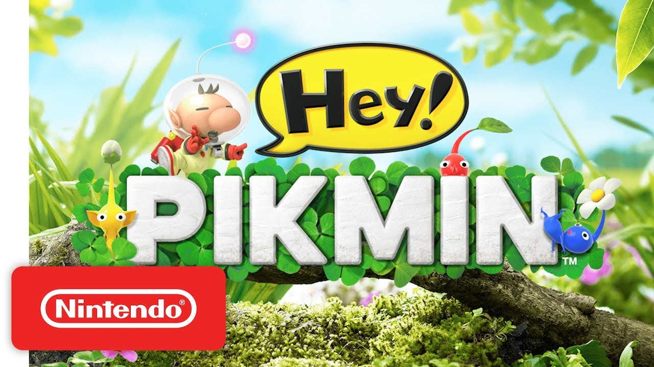 All About Hey Pikmin For Nintendo 3ds Boys Life Magazine