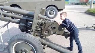 Вуличні бої іграшок ↑ Військові танки, Бтри, самохідки, гармати, літаки ↑ Парк Перемоги