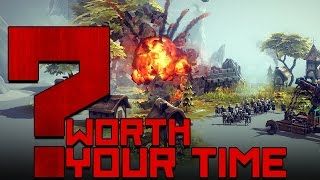 Besiege - Worth Your Time?