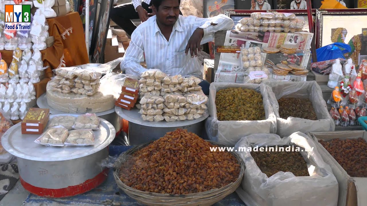 Sai Baba Prasad | NEAR SAI BABA TEMPLE SHIRDI | MAHARASHTRA | FOOD & TRAVEL  TV