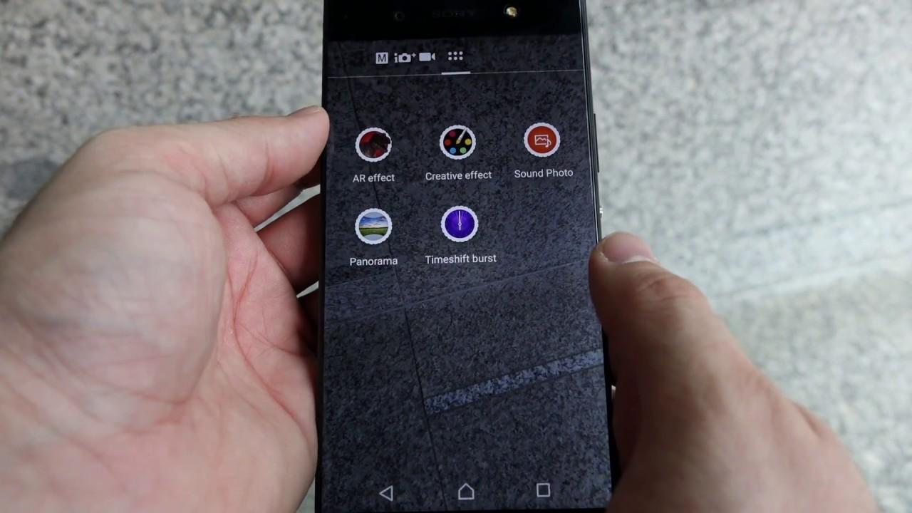 Sony Xperia XA1 Ultra hands on - YouTube