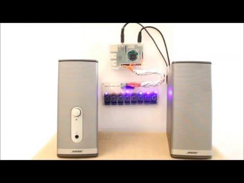 Musical Fountain Controller - Foobar Labs India