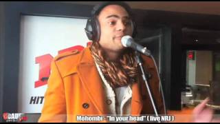 Mohombi - In your head - Live - C