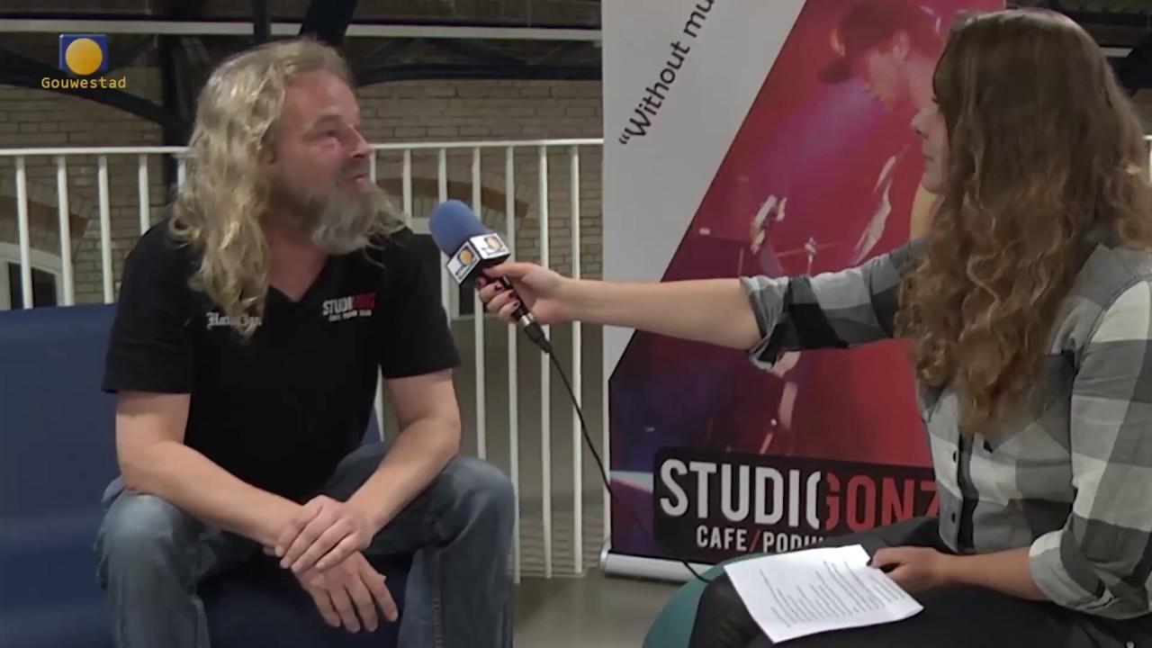 2017 week 45 - StudioGonz het Goudse poppodium