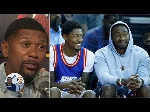 Jalen would absolutely trade for Bradley Beal and John Wall | Jalen & Jacoby