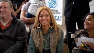 Beyoncé Joins Jay-Z and LeBron James at Two Kings Charity Event