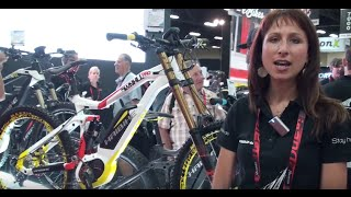 Haibike Electric Bikes | Interbike 2015 | Electric Bike Report