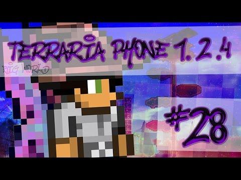 видео: lp. hm. bw. terraria phone 1.2.4 #28 (Крылья бабочки и много фруктов жизни)
