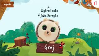 Let's Play • Gang Słodziaków • dla dzieci, po Polsku, Szukanie słów, bajki, Gry dla dzieci