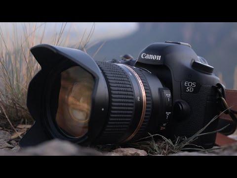 Tamron 24-70mm F2.8 Di VC USD - Review En Español