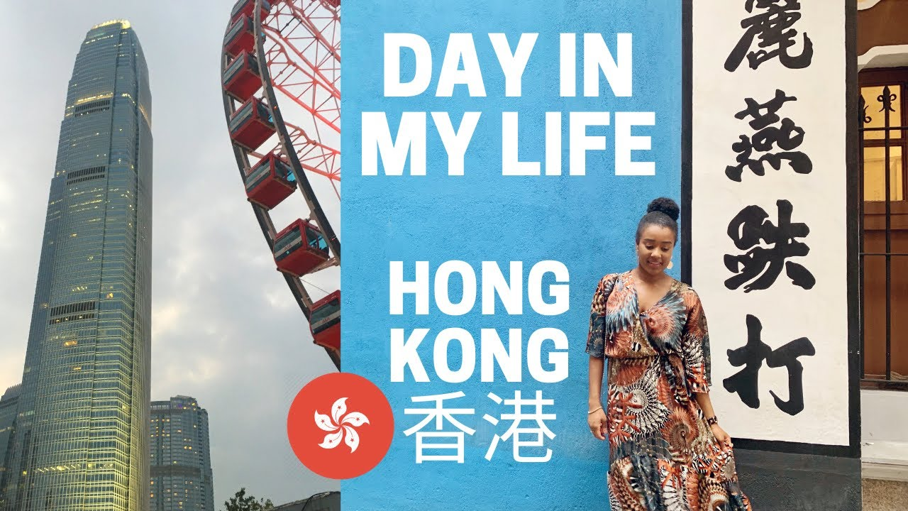 A Day in My Life: HONG KONG | Styled by Olivia