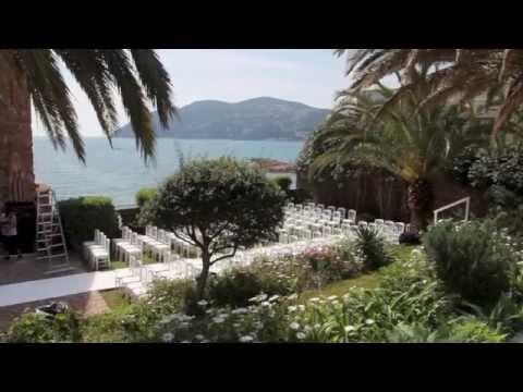 Luxury French Riviera Wedding