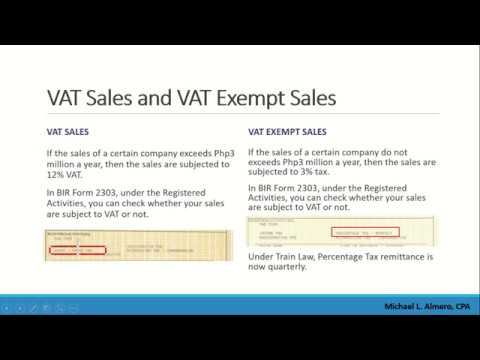 Sales Invoice And Official Receipts EXPLAINED