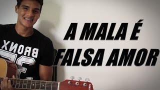 Felipe Araújo Part. Henrique e Juliano) - A mala é falsa amor - (Cover Leonardo Torres)