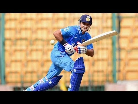 Suresh Raina to miss first ODI against New Zealand due to viral fever