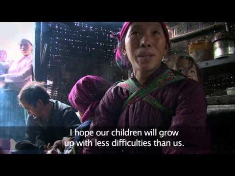 2012 - Supporting young women in ethnic communities (Plan Vietnam)