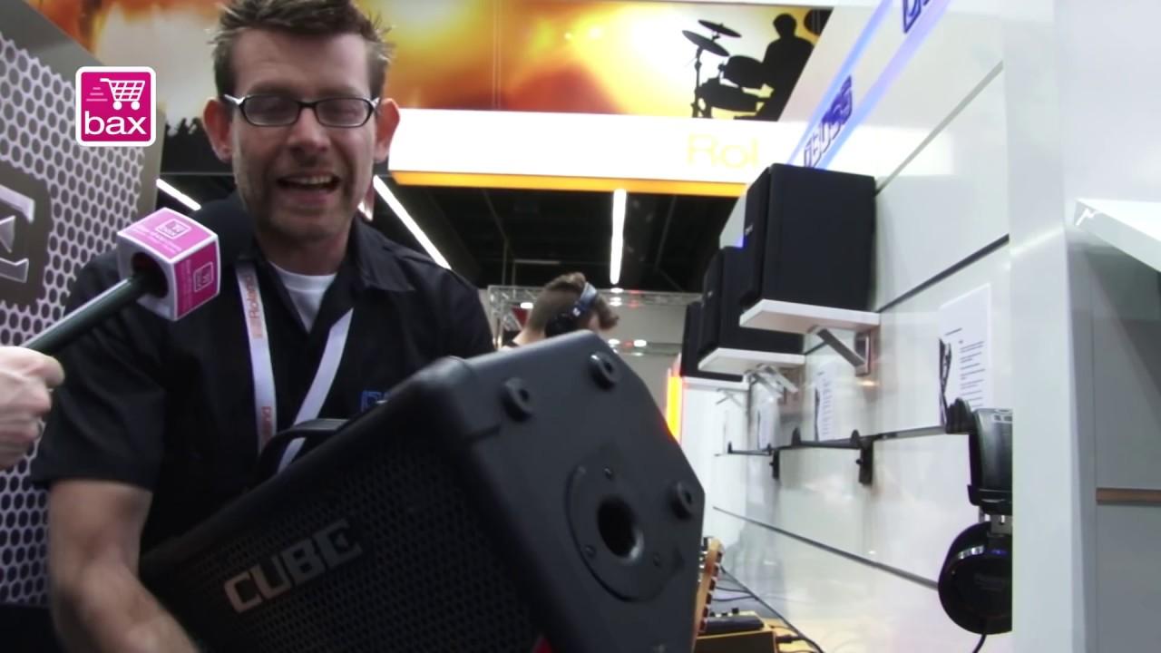 Roland Street Cube Ex : roland cube street ex musikmesse 2014 youtube ~ Russianpoet.info Haus und Dekorationen