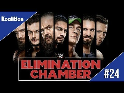 WWE Elimination Chamber 2018 Predictions - Friday Night WrestleCast #24