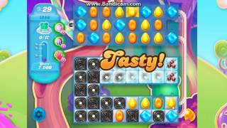 CANDY CRUSH SODA Saga Level 1256-1257 ★★★