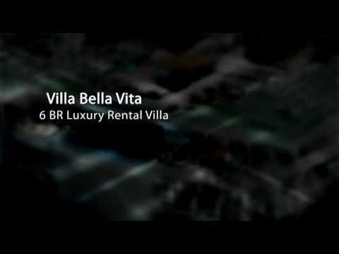 Villa Bella Vita  6 BR St Maarten Vacation Rental Villa