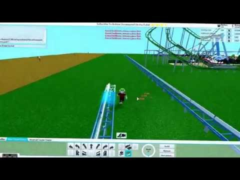 Roblox | How to get the To The Moon Achievement in Theme Park Tycoon 2