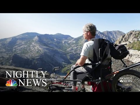 Travel Group Helps Adventurers With Disabilities Explore Without Limits | NBC Nightly News