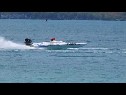Bermuda Powerboat Racing Season Opener 2018
