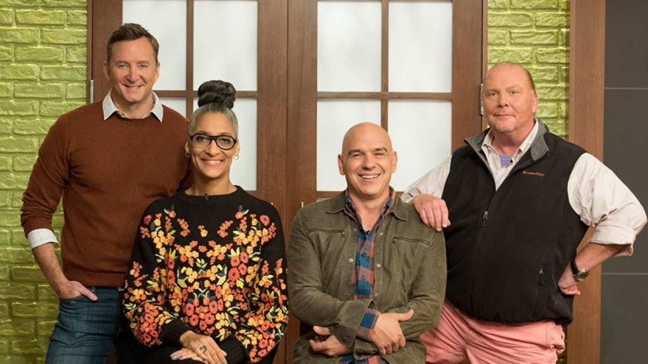 Mario Batali Fired From ABC's 'The Chew' Amid Sexual Misconduct Claims