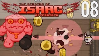 The Binding Of Isaac: Afterbirth Gameplay - Episode 8 - Greed Mode