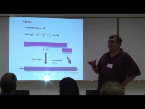Prof. Amos Fiat (Tel Aviv University) - Parking