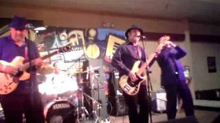 """CRAZY"" DEJA BLUES BAND @ MONTEREY BLUES COMPETITION"