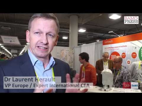 Leti French Interview Dr Laurent Herault CES 2016