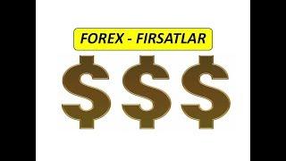FOREX ANALİZ - (21 Parite) / Dolar, Altın, Eurusd... *01.10.2018*