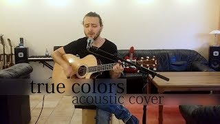 True Colors - Phil Collins/Cindy Lauper (Acoustic Cover by NicoPineapples)