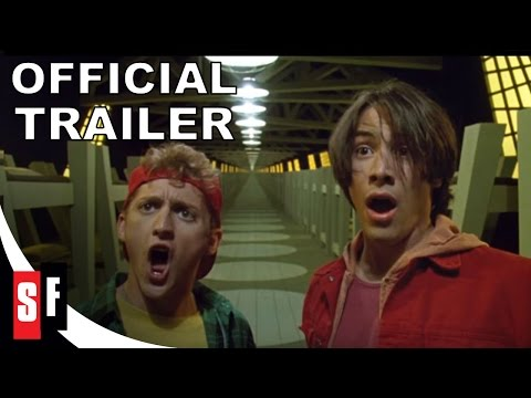 Bill and Ted's Bogus Journey - Official Trailer (HD)
