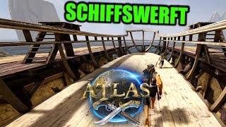 Atlas EU PvP Server #2 Schiffswerft und 2-Master | Atlas Gameplay German | Atlas Deutsch
