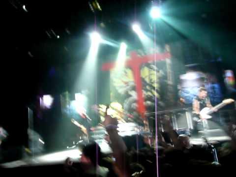 East Jesus Nowhere - Green Day @ LG Arena Brmingham - 27/10/09     (start)