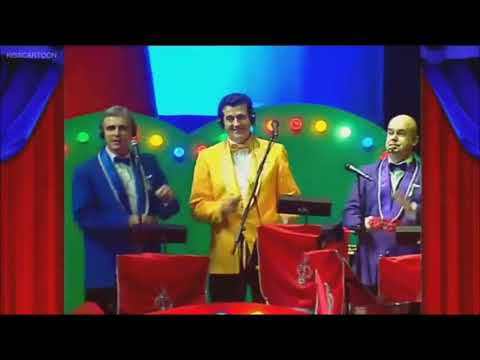 The Wiggles - I Wave My Arms And Swing My Baton (Live)