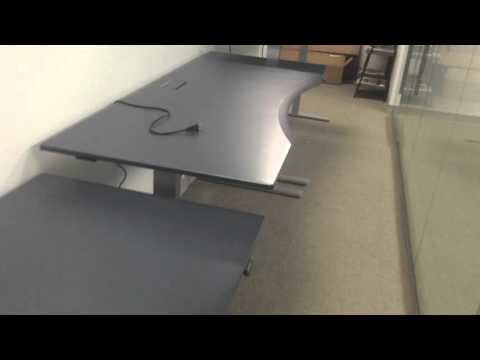 evodesk assembly service in Baltimore by Furniture Assembly Experts