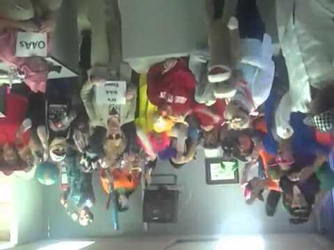 OAA Shake- At Westfall Middle School