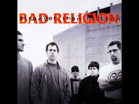 Bad Religion - 21st Century (Digital Boy) (with Lyrics)
