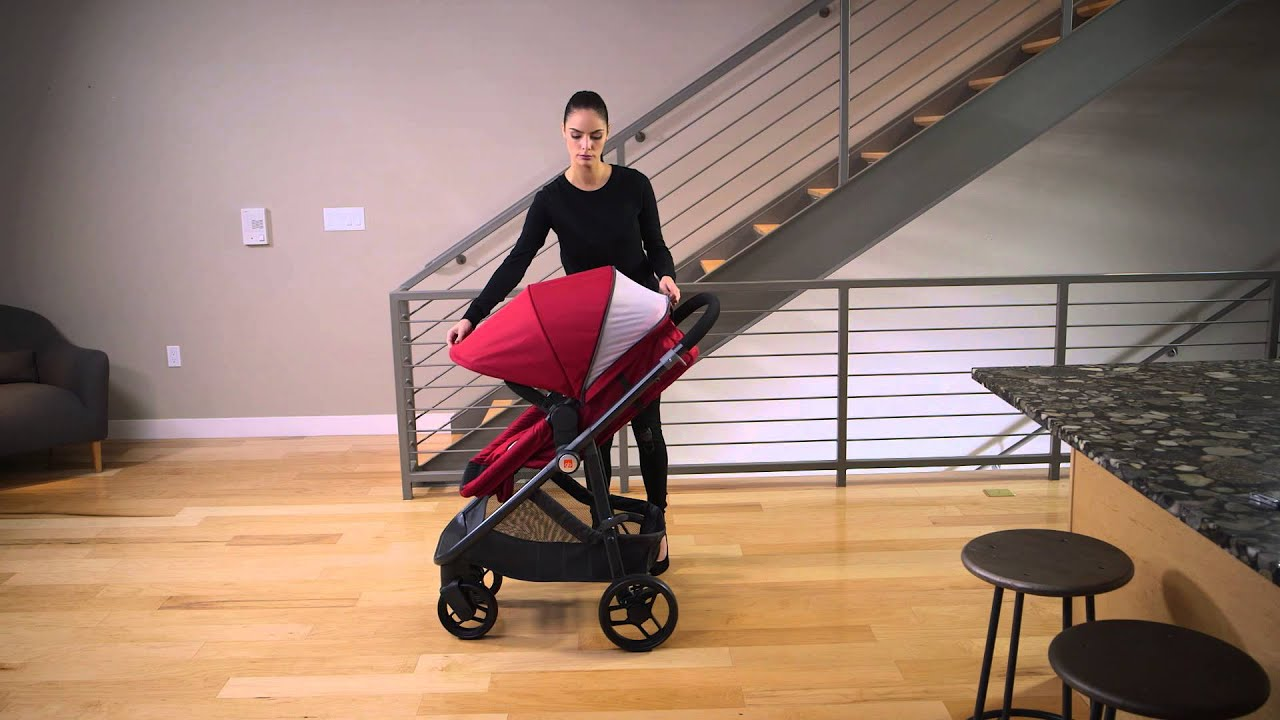 GB Lyfe Travel System - YouTube