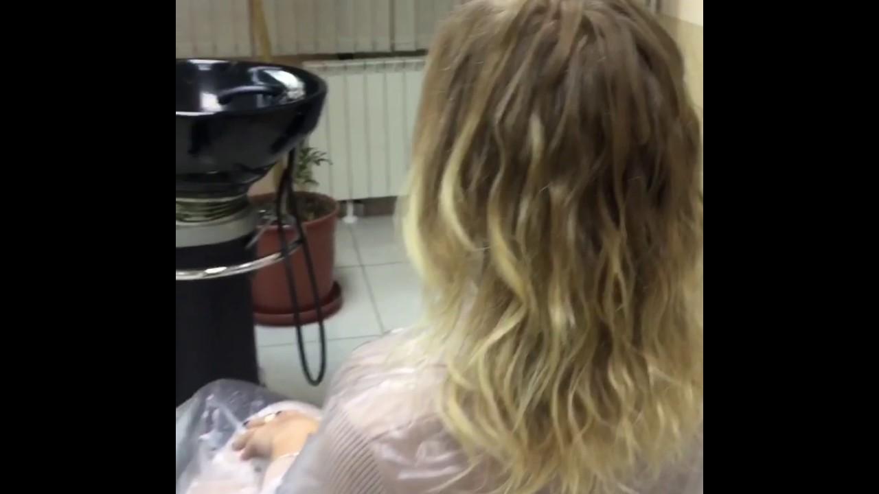 сколько стоит мелирования волос в красноярске