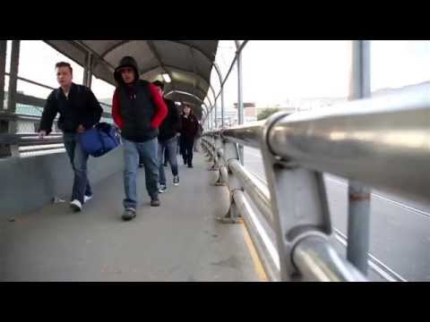 El Paso-Ciudad Juárez cross-border bridge