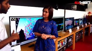 vu launches ultra hd tvs in india interview with devita saraf