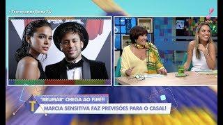 Márcia Sensitiva diz que Neymar vai se arrepender de término com Marquezine