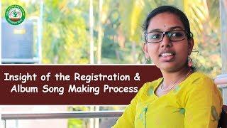 Insight of the Registration & Album Song Making Process |  Samvedana Foundation