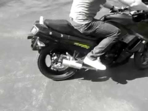 2005 Kawasaki Ninja 250r With 2 Brothers Exhaust Youtube